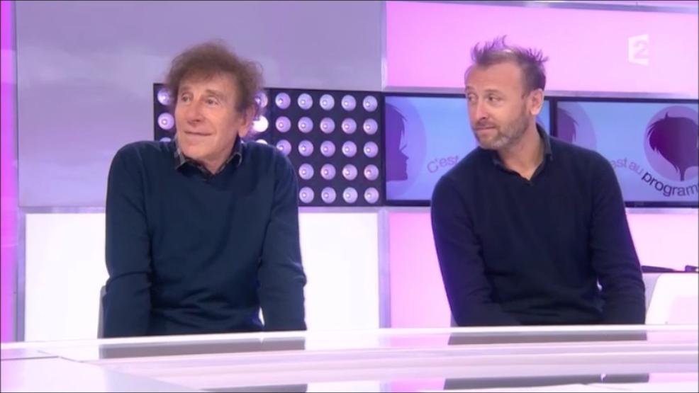 Pierre et Alain Souchon parlent de leur engagement